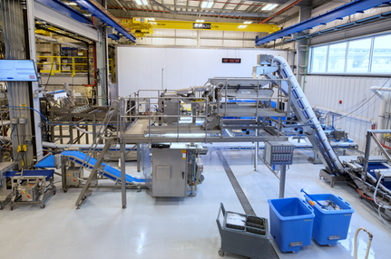 Hands-free precision automation in our domestic, state-of-the-art facility