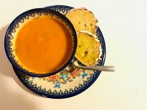 Pumpkin Red Pepper Soup
