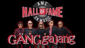 Gangajang inducted into the AMC SA Music Band Hall of Fame!!