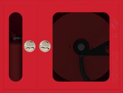 kırmızı-camlı