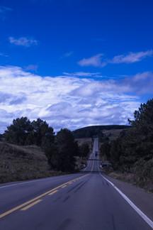 A estrada