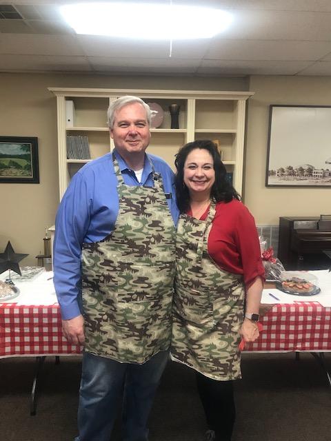 Mark & Kathy Chili Cookoff 2019
