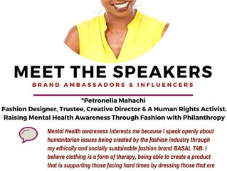 Tayamika BASAL T4B at the Brand Ambassadors and Influencers Event