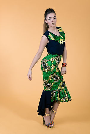 African Print Fashion Latest trends by Tayamika