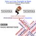Join Us Live Tonight at 9pm on BBC Radio Merseyside