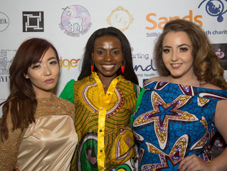 Tayamika at HE Sands and MIND Runway Manchester 2017