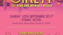 GirlLYF in support of Mind and Women's Refugee.