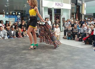 Tayamika's 3-in-1 Dress Wins The People's Choice Award At The Liberty Fashion Design Competi
