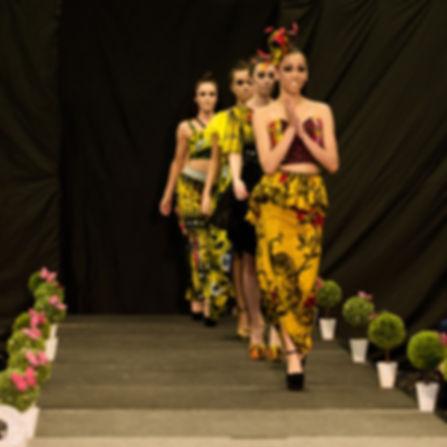 Tayamika at Liverpool Fashion Week