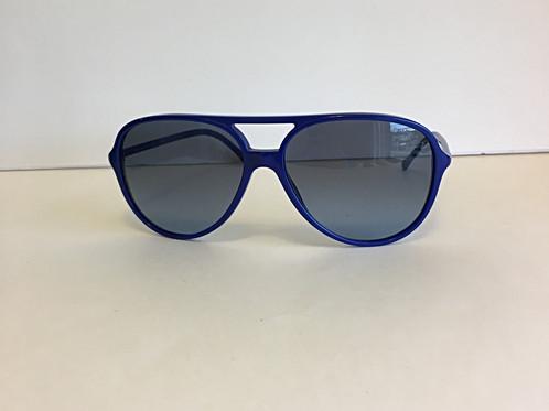 CHANEL Blue Aviator Sunglasses | buy-now
