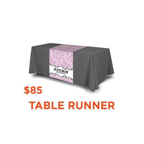 Custom Table Runner