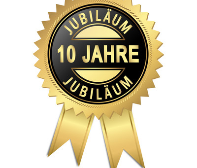 10 Jahre Viracom. Vielen Dank für 10 Jahre gute Zusammenarbeit!