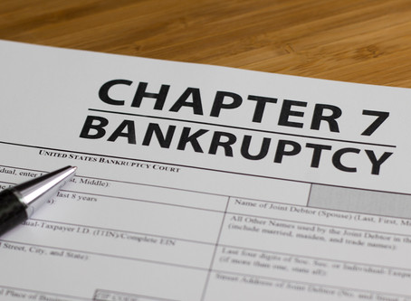 Is Bankruptcy Right For Me? : The Pros and Cons