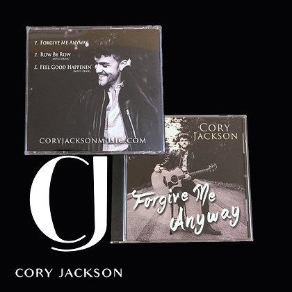"""Forgive Me Anyway"" - Single (bonus tracks ""Row By Row"" & ""Feel Good Happenin'"")"