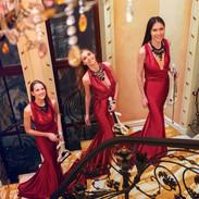 Stefaniya Violin Show trio freenfild1.jp