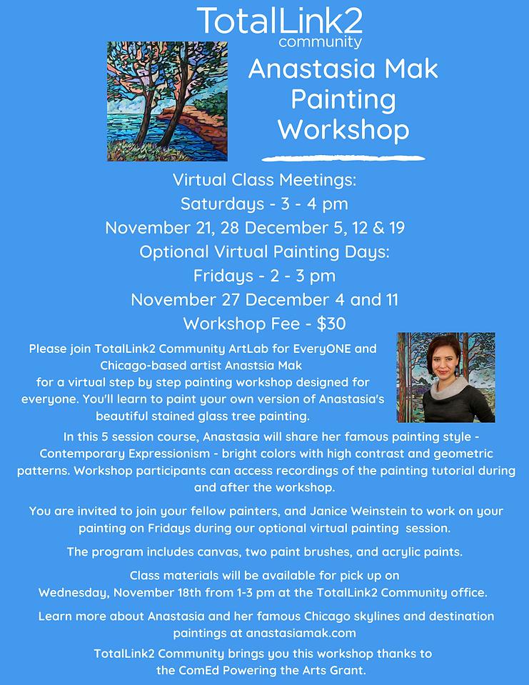 Anastasia Mak Painting Workshop Flyer fi