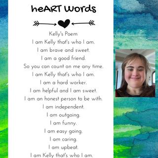 "Kelly ""I Am"" Poem"