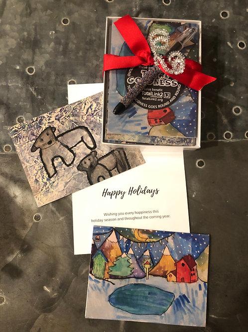 ArtLab Holiday Cards