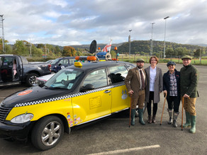 Bust Rallies/ COVID-19:  Inverness or Bust Rally 2020 postponed until 2021
