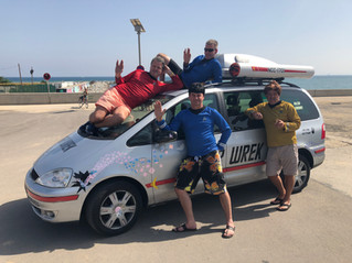 Barcelona or Bust / COVID-19 Update 04.07.2021