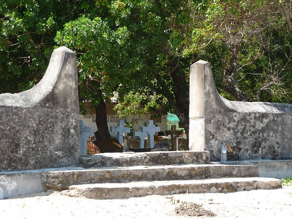 Chapwani zanzibar hotel resort grave island