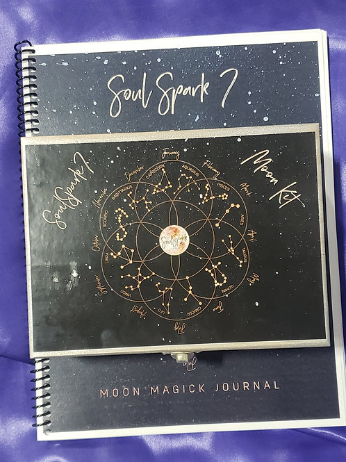 Journal/Kit Moon Magick