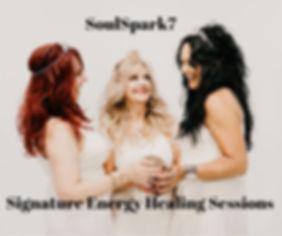 SoulSpark7 Signature Healing Sessions (1