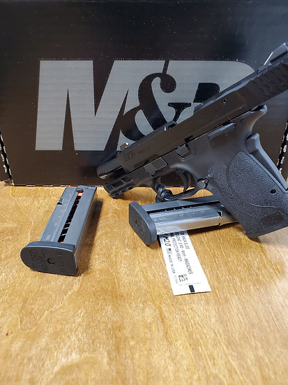 Smith & Wesson  M&P9 Shield EZ w/Thumb Safety