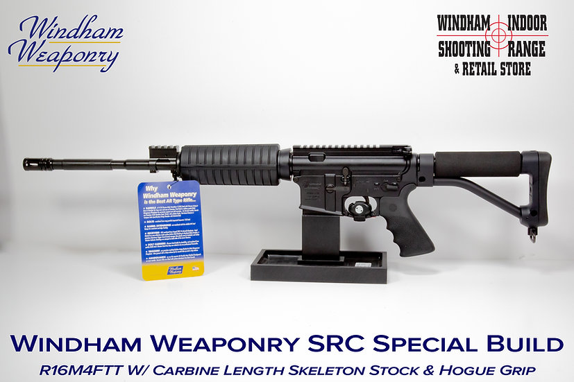 Windham Weaponry SRC Special Build