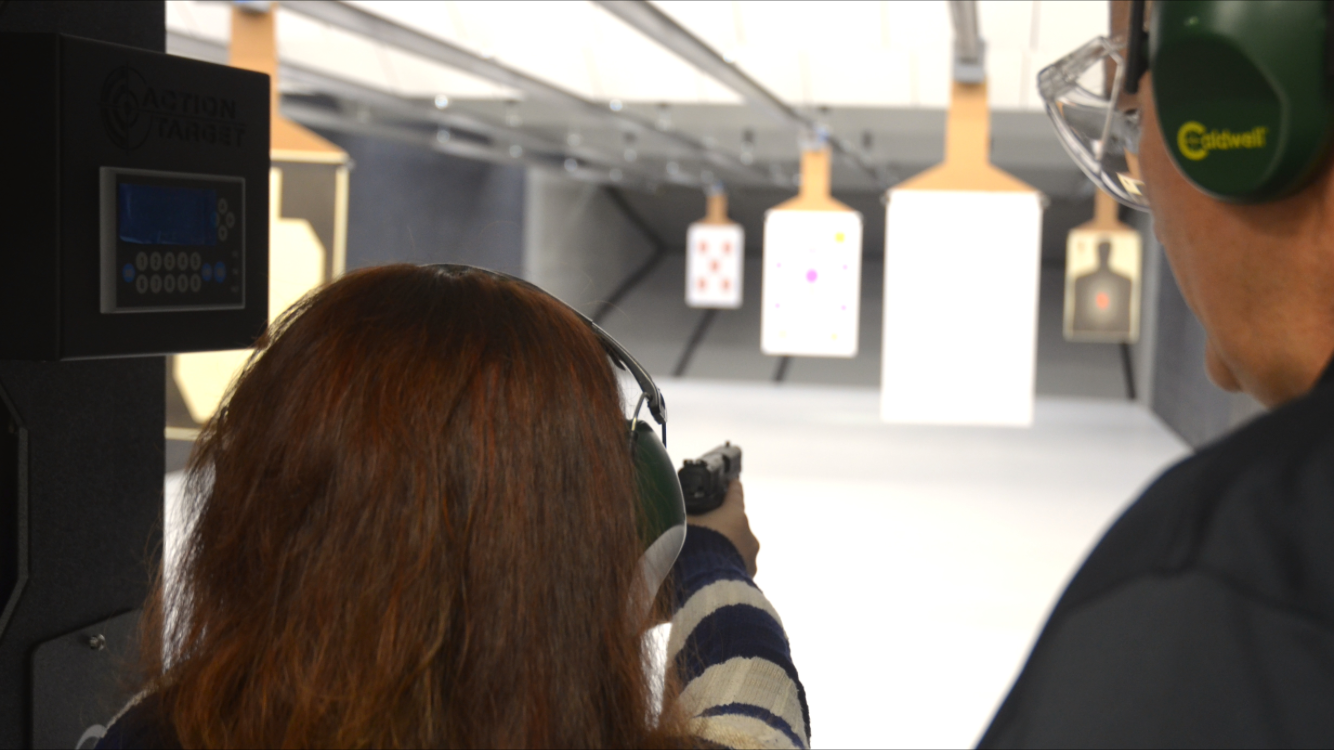 Concealed Weapons Training 7/3