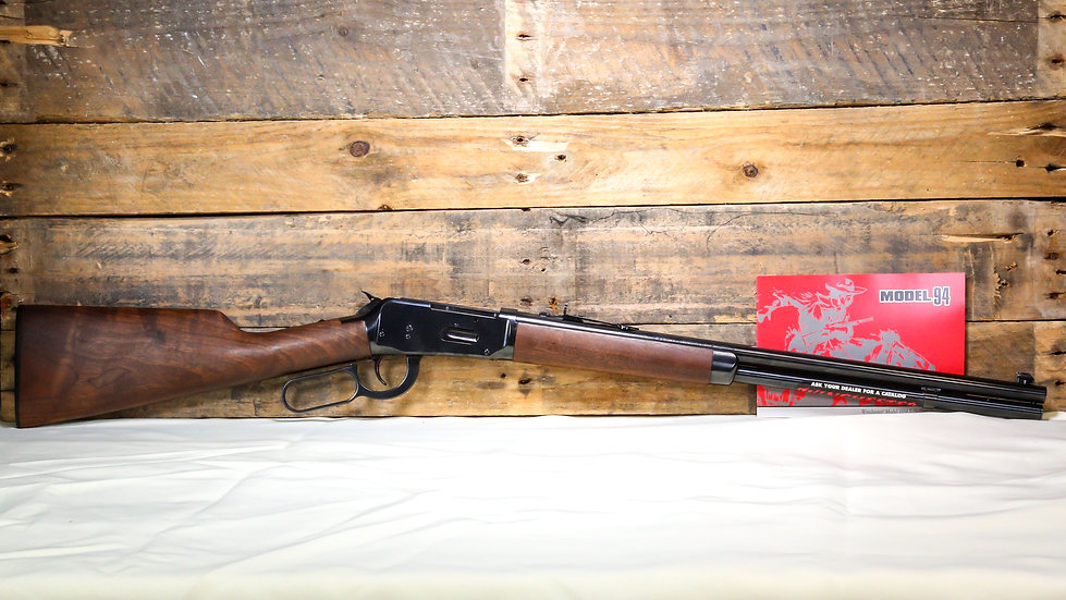 """Winchester Model 1894 Lever Action Rifle 20"""" Barrel in a 30-30 Win"""