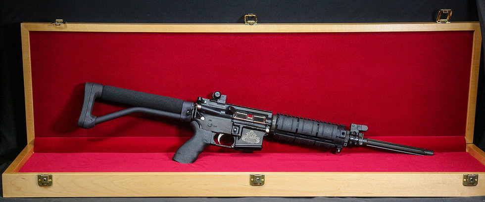 NIB Bushmaster XM-15 Limited 25th Anniversary Carbine