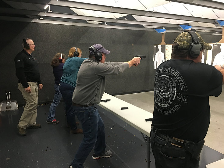 Practical Handgun 01 (9am-4pm)