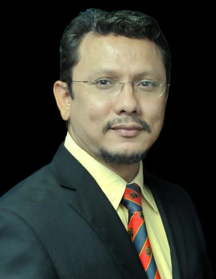 Dr. Eshamsul Sulaiman