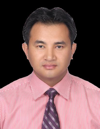 Dr. Shyam K. Maharjan