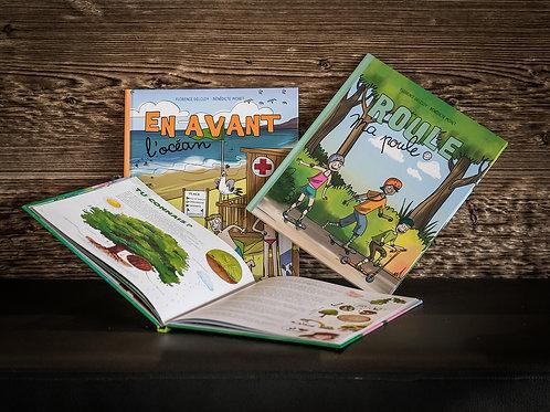 Livres Éditions Chocolatine