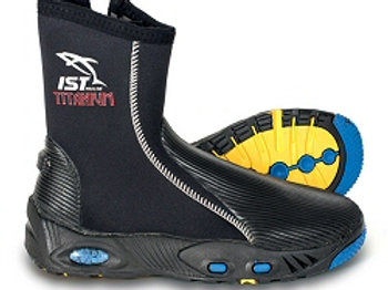 S55 IST 5mm Titanium Lined Boots