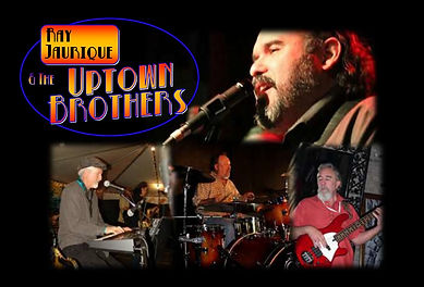 Ray Jaurique & The Uptown Brothers