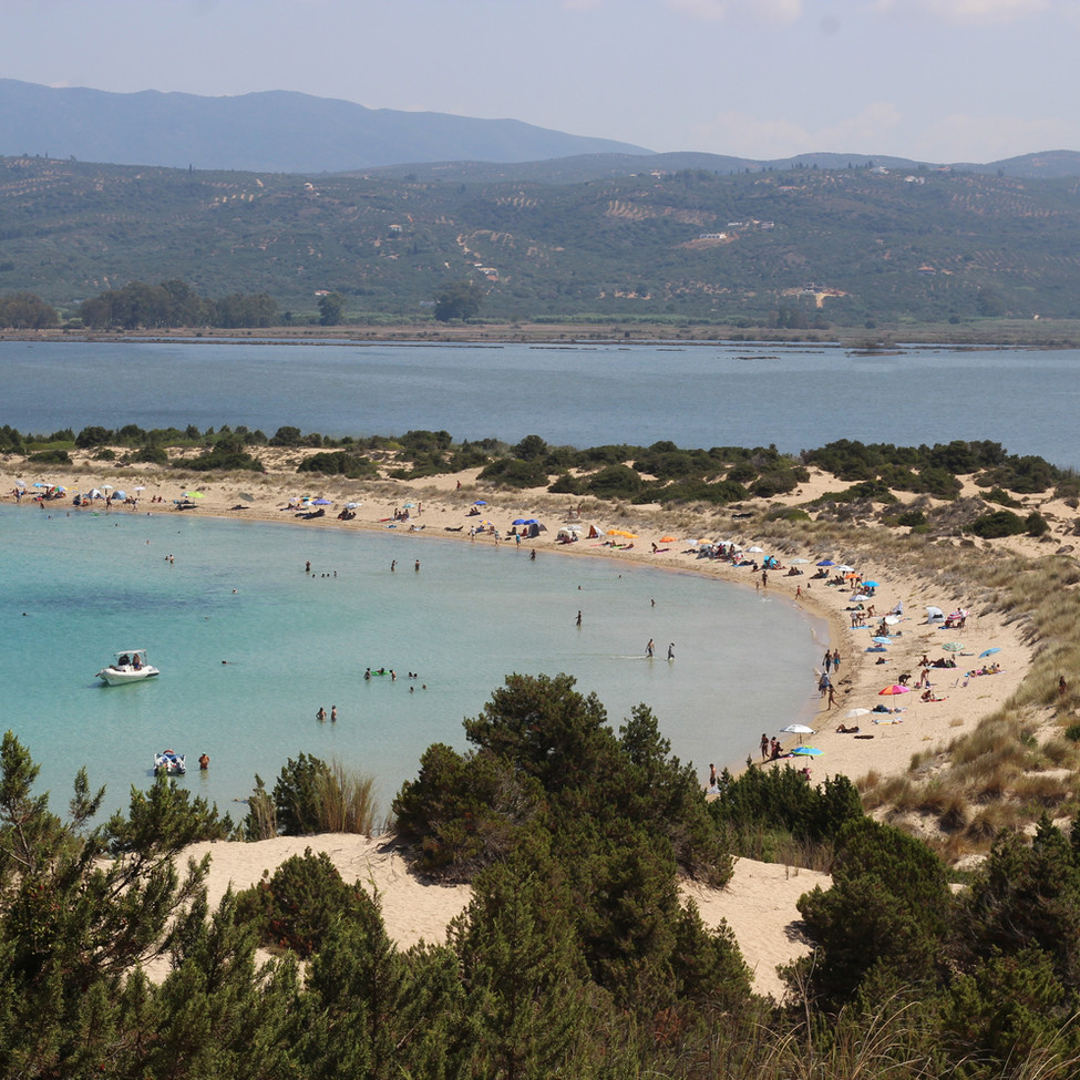Baia di Navarino, Voidokilia Beach