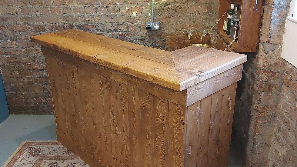 Freestanding Bar