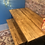 Thumbnail: Dining Table and Bench Set