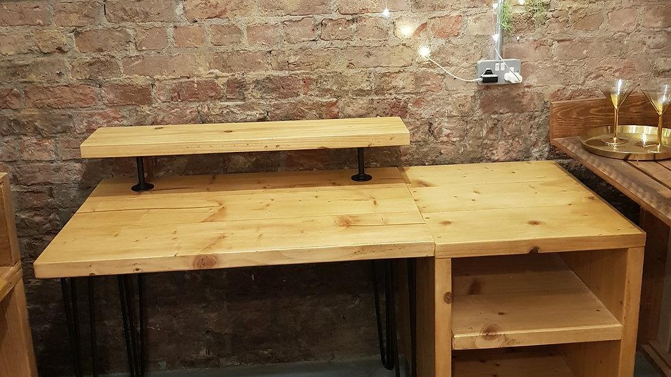 Desk and Unit