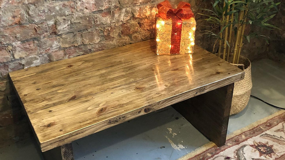 Solid Wood Coffee Table Price