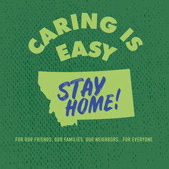 Caring is Easy MT Green