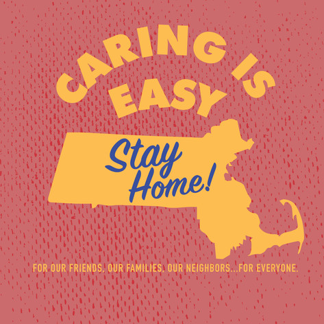 Caring is Easy MA Red