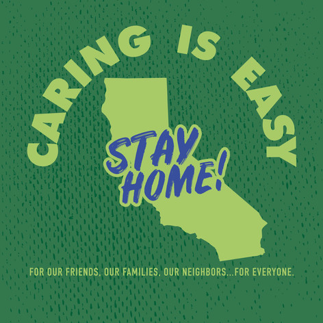 Caring is Easy CA Green