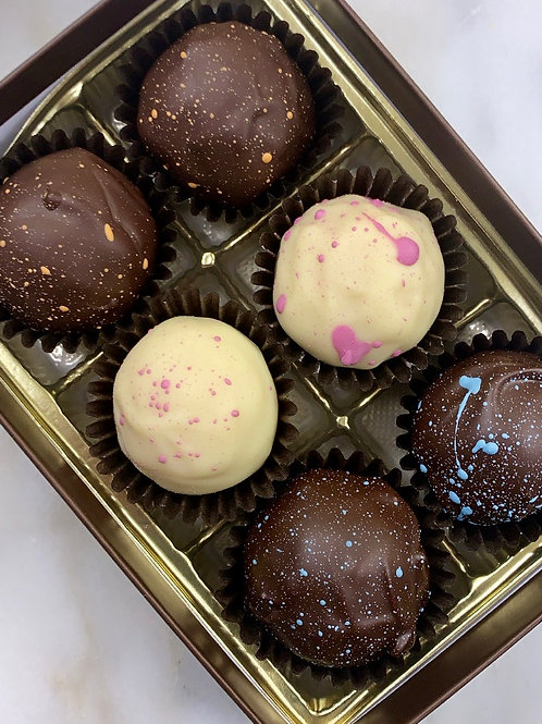 6pc. Tea Truffle Collection