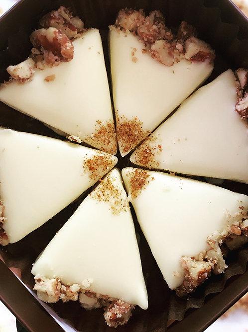 Key Lime Cheesecake Truffles