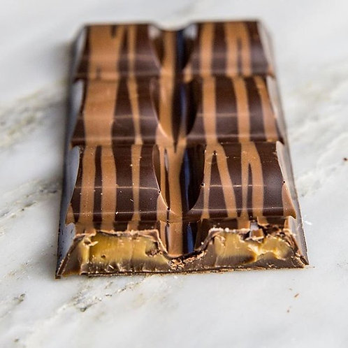 Salted Caramel Bonbon Bars