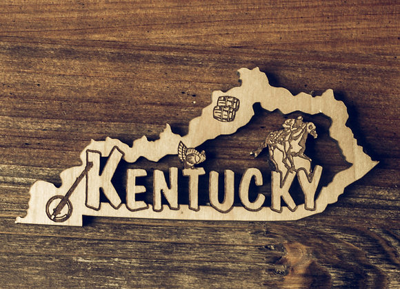 KENTUCKY MAGNET